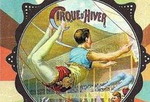 Carnival and Circus Signs, Game Wheels, Targets / by John Breitweiser