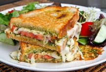 Grilled Cheese Sandwiches / by Kim Heggins