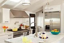 Kitchens / by Cosy Carolina Interiors