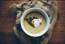 soup / the most amazing food group. / by Beri Irving