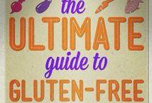 Gluten Free / by Melissa