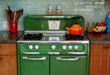 Kool Kitchens / Kitchen ideas  / by Allison Greene-Wall