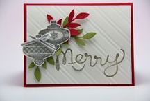 Stampin' Up! Christmas Cards / by Crystal's Cards