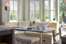 Banquettes & Dining / by Cosy Carolina Interiors