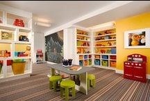 Playroom Perfection / by Robyn Austin