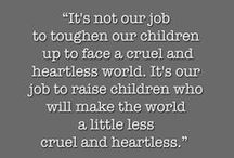 Raising World Changers / by Melissa
