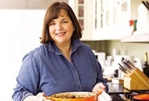 Barefoot Contessa / Ina Garten IS the Barefoot Contessa!  Her cookbooks are magnificent. If you need culinary inspiration, check out all of her books. She is my favourite cookbook author and I am sure I am her biggest Canadian Fan!!! / by Marianne Frangos