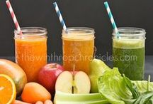 Smoothies/Juices / by Lindsay Valentino