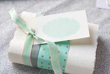 Gift Wrapping / Creative ways to wrap and present gifts.