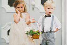 Little Ones / Flower Girls & Ring Bearers