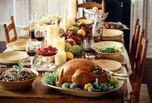 Thanksgiving Guide / Looking to enjoy Thanksgiving the healthy way? You've come to the right place! We've got all the recipes, cooking tips and secret swaps you need to save tons of calories without sacrificing any of the delicious holiday flavors you love! / by Everyday Health