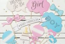 Baby Shower / Everything you need to create a beautifully bespoke baby shower.