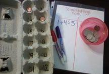 Homeschooling: Math / by Melissa
