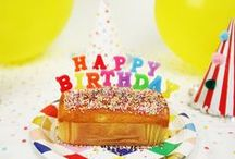 Birthday Party / Birthday ideas to help celebrate that special day.