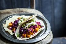 Veggie Mexican dishes / by Lindsay Valentino