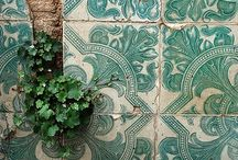 Tiles / A collection of beautiful tiles.