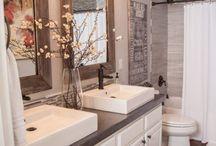 Bathrooms / Angela East - The Home DIY and Decor Addict