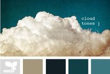 Paint Color Schemes / Room, Wall and Craft Color Palettes and Inspirations / by Don @ Today's Plans