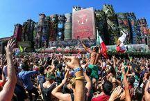tomorrowland / ベルギー / 毎年7月にベルギーで開催される世界最大級のEDMの祭典。