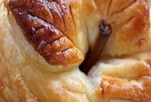 Today's Bake Off Winners / These recipes are winners because of their popularity, deliciousness and eye-appeal. Try any of them in your own oven to see for yourself. Just scroll down to find breads, rolls, biscuits, cakes, pies, cookies, cupcakes, brownies, cobblers, hand pies, blondies, donuts, tarts and more. Click through any of the photographs to learn more. Then, make sure to pin your favorites to your own board so you'll have them when you start baking. / by Don @ Today's Plans