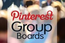 Add Me!!! Group Boards / Learn all about joining, using, creating and managing Pinterest Community Boards. / by Don @ Today's Plans