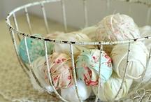・pretty storage ideas・  / by Chika Mori