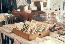 {Booth Styling Ideas}