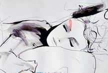 Art I Heart (Fashion Illustrations) / by Colette