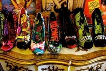 Shoes Shoes Shoes!!! / by Janet Kramer