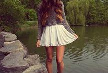 Fashion. / by Brooke Frazier