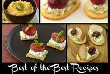 Tasty Appetizers / Visit Snackpicks.com for great appetizer recipes for your next party or special occasion! / by Snackpicks