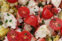 Recipes and food / by Regina McGinley Wintz