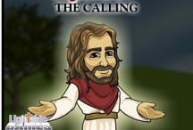 Journey of Jesus: The Calling / Play the first ever video game about Jesus! A fun adventure quest game where your overcome obstacles, fulfill missions, and participate in miracles. Play the story of Jesus!