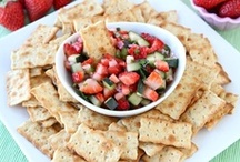 ☀ Summertime & Sunshine ☀ / Looking for tasty recipes and family activities to fill this summer with fond memories to last a lifetime? Try these summer appetizers, desserts, and tips from Snackpicks.com. / by Snackpicks