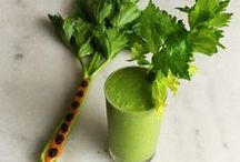 Green smoothies, want'ya / Green smoothies. Once a day, every day.