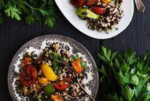 Big Vegan Salads