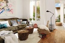 ・family room・ / by Chika Mori