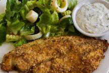 Fish / Fish is so healthy.  / by Lynn Speegle