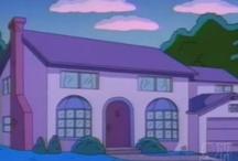prntscrsmpsnhs / the simpsons house