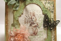 Cards-Easter Cards/Spring/St. Patrick's / by Susan Akers