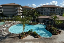 Discover Maui / Take in the white sand beaches, waterfalls and tropical vegetation from WorldMark Kihei. This resort offers you a prime location for your Maui vacation.  / by WorldMark by Wyndham