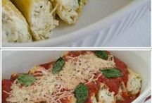 aPizza and pasta / by Mary Fulop