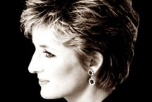 Diana / I loved HRH Diana. She was the princess of the people and with a cause. I just can not forget her.  / by Lynn Speegle
