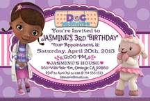 Doc McStuffins Birthday Party!