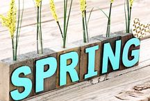 Spring Decor / by Valu Home Centers