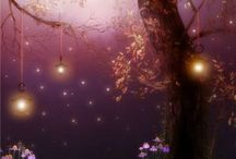 Fairy Tales / Dreams, magic & fairy dust ~~~ Believe! www.DanaMermaid.com