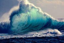 Waves ≋ / Surfing the waves of life ~* www.DanaMermaid.com