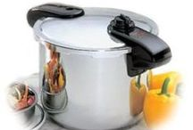 apressure cooker / by Mary Fulop