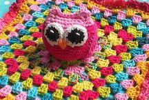 Crochet / by Claudia Izidoro