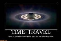 Time Traveling / by Susan Akers